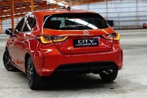 Meski Harga Naik, Pesanan Honda City Hatchback Makin Meningkat
