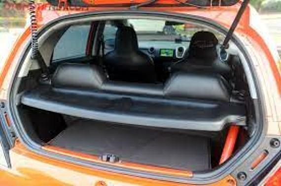 Rak Bagasi Baru untuk Honda Brio